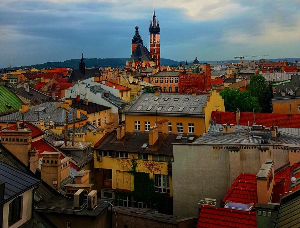 Busy do Niemiec z Krakowa
