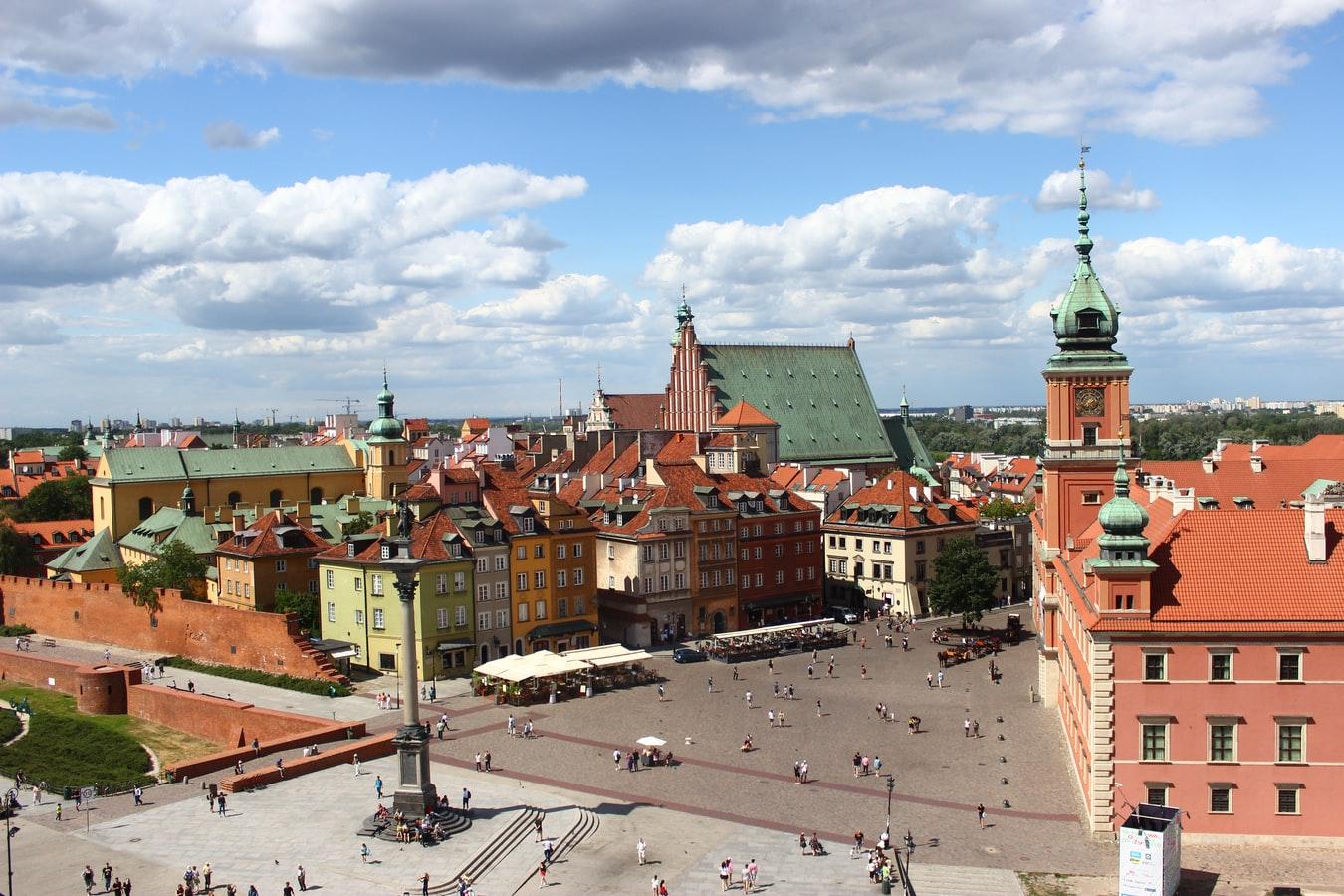 Busy do Niemiec Warszawa