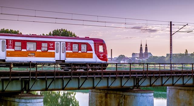 Busy Opole Niemcy