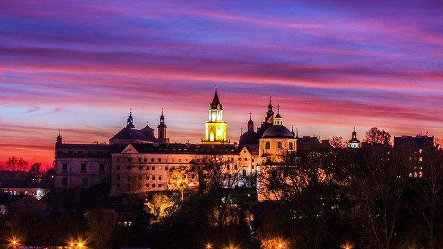 Busy do Holandii Parczew, Lublin