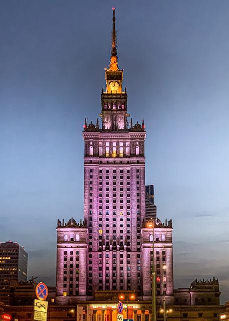 Warszawa busy do Holandii