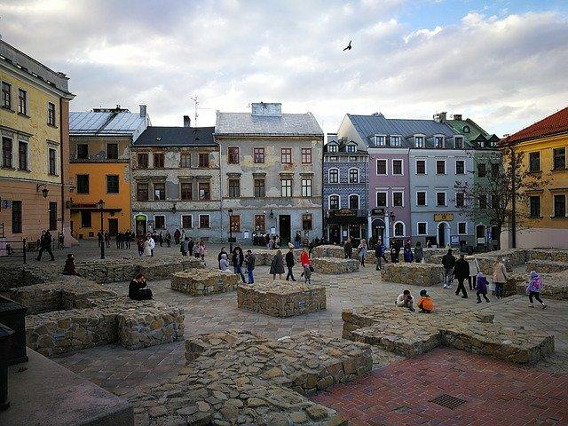Busy Lublin Holandia