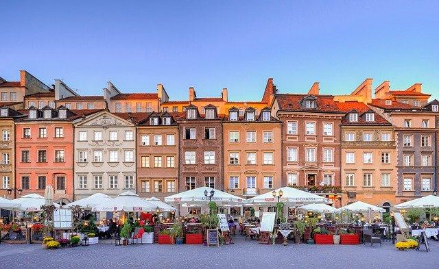 Busy do Holandii z Radomia, Siedlc, Warszawy