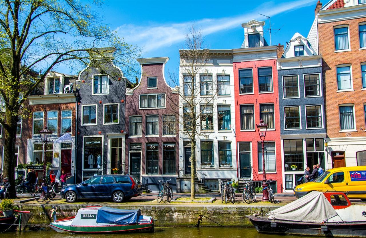 Busy Bytom Holandia
